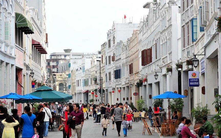 Property agents abandon China's resort island as sales plunge on cooling measures