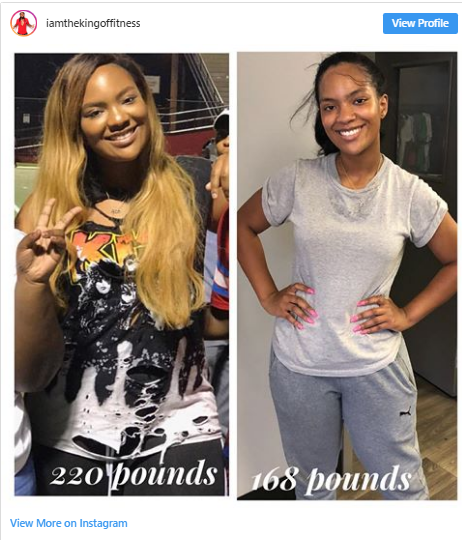 Kandi Burruss' Daughter Riley Lost 52 Pounds | TNBClive.com