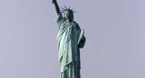 Person Spotted Climbing Up Statue Of Liberty: Watch Video