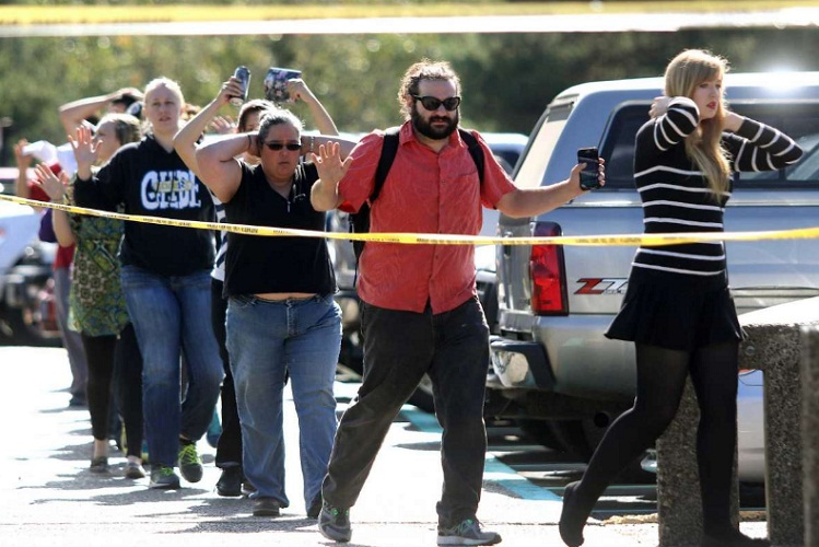 A Gunman shot 5 then killed himself, Cops reports in California | US.tnbclive.com