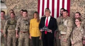 Trump May Have  Unveiled Reserved Navy SEAL Team in A Twitter Video