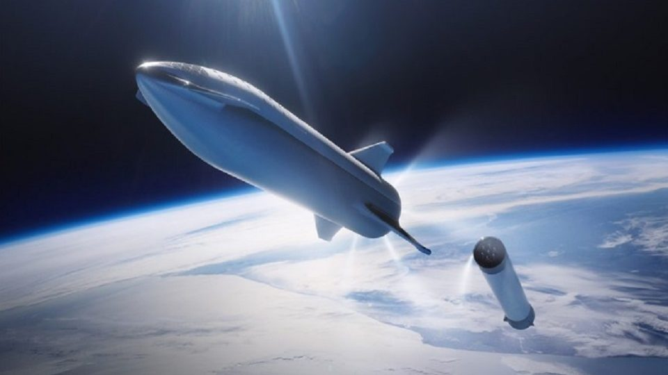 First Human Spacecraft Launched By SpaceX