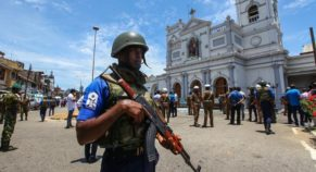 Such Dreadful Bombing Attacks Was Never Expected To Sri Lanka: Defence Secretary