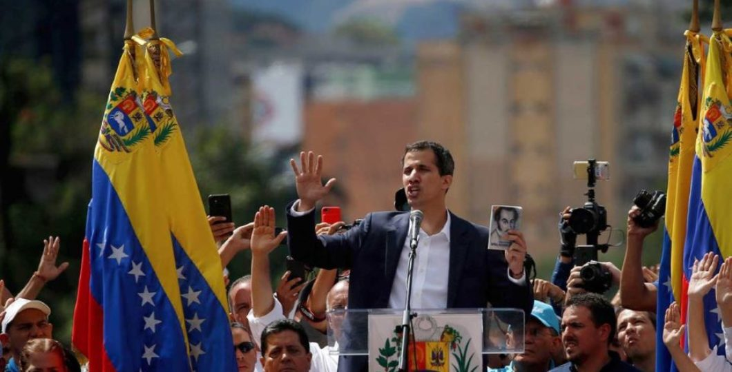 According to Guaido, Maduro Government Is Not Capable of Arrest Him