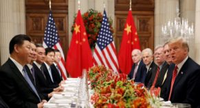 """IMF Chief Claims, Tensions Between US-China Are """" Threat For World Economy"""""""