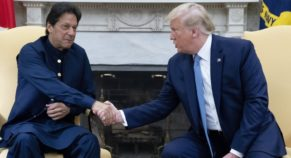 "President Trump Says, ""Kashmir Such A Beautiful Name"", Offers ""Mediation"""