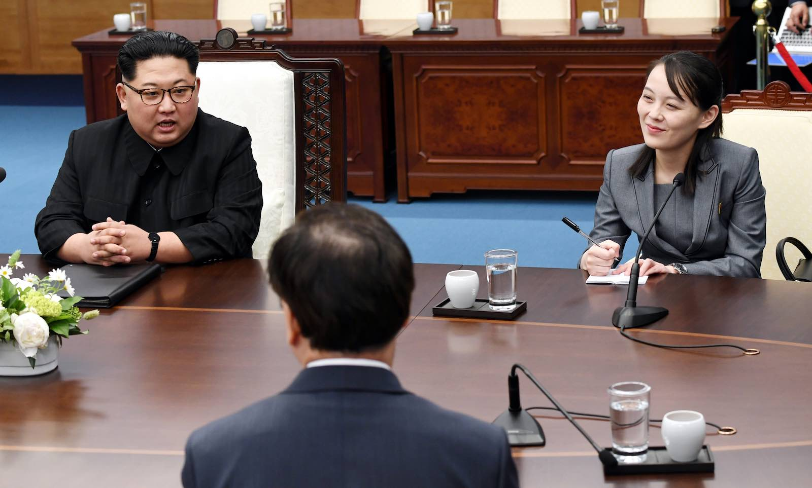 Amid national turmoil, the North Korean Director is suspected to be in coma.