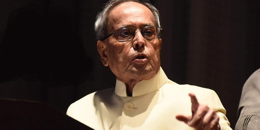 India's 13th President, Pranab Mukherjee passes away at 84