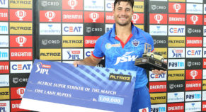 Stoinis Stuns RCB as DC tops the table.