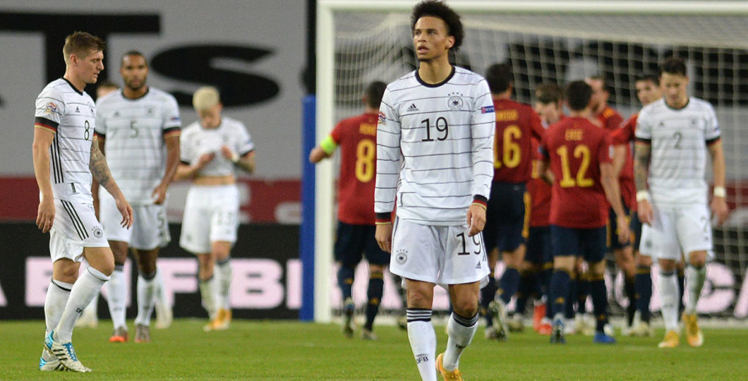"""Lack of """"heart and passion"""" in 6-0 defeat to Spain"""