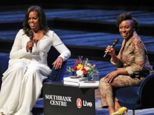 'I Still Have Imposter Syndrome' : Michelle Obama