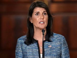 US Should Not Spend A Dollar on Pakistan Till it Takes Step Against Terror: Nikki Haley